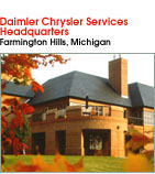 Daimler Chrysler Services Headquarters